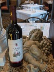 Good food and good wine are found at Antonio's Piccolo Ristorante.