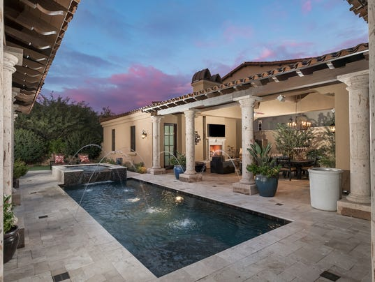 Luxury Homes Former Dodgers Third Baseman Buys 33M PV Home