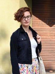 Lorenza Kaib of Essen, Germany will visit Algona at