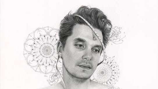 """The Search for Everything"" is John Mayer's seventh"