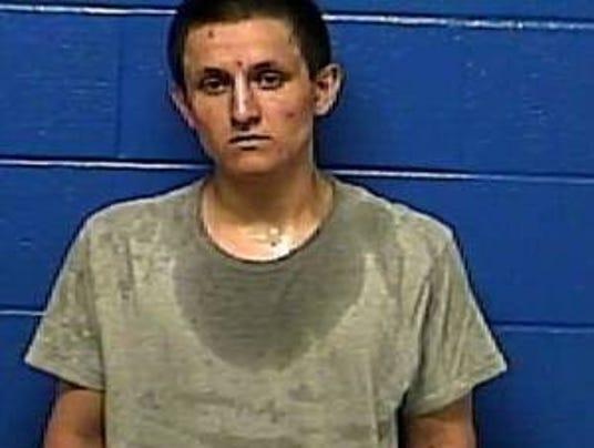 Dylan Ray  Three Irons Oklahoma inmate