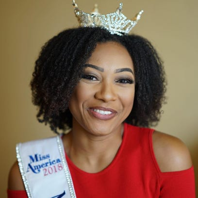 Holli' Conway is Miss Louisiana 2018.