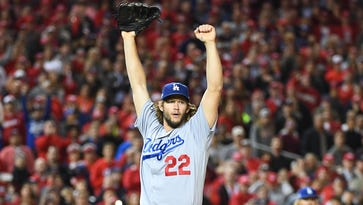 Clayton Kershaw saved the Dodgers' season with his first Major League save