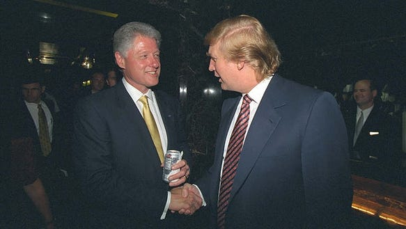 sexual harassment case filed against bill clinton by paula jones Paula jones, a former arkansas state employee, had alleged that, in 1991,  in  1998, clinton was defending against a sexual-harassment lawsuit filed by   what relevance do these accusations against bill clinton have in a.