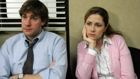 Image result for jim and pam the office