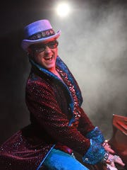 "Catch ""Remember When Rock Was Young — The Elton John Tribute,"" starring award-winning singer/actor/pianist Craig Meyer, 7:30 p.m. Saturday, May 9, at the Historic Elsinore Theatre."