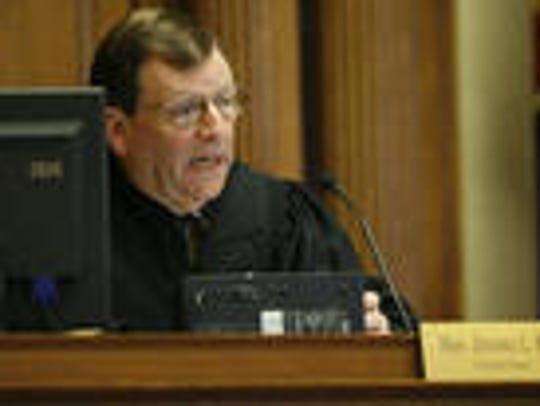 Manitowoc County Circuit Court Jerome Fox presided