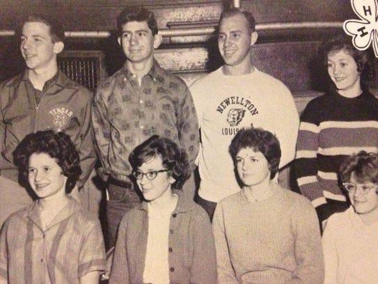 Newellton High School 4-H Club