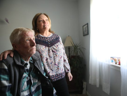 """""""You get stronger,"""" Joan Curtin says about her family's"""