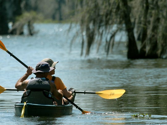 Pack & Paddle will host two different events for outdoor enthusiasts, a fly tying happy hour for fishermen, and a presentation on Buffalo River expeditions.