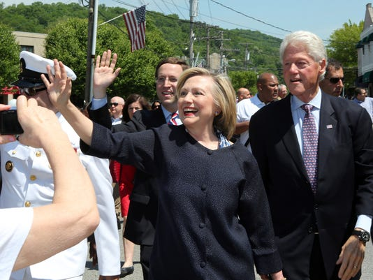 CLINTONS OF CHAPPAQUA