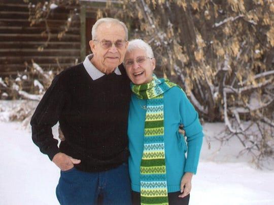 Donald and June Ollmann