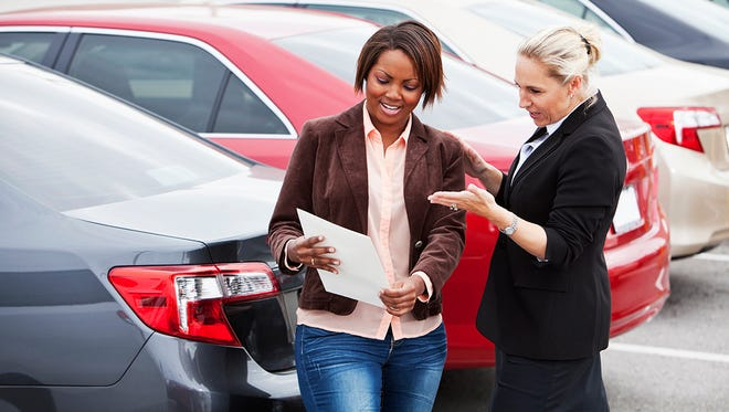Find the best deal on a new car by researching, driving, timing and finding competitive options.