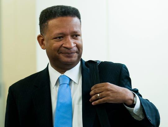 Former congressman Artur Davis has been chosen as the