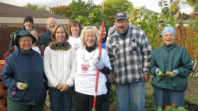 The Gathering Place Victory Garden volunteers are peer mentors who help to further another's recovery by the sharing of life experience.