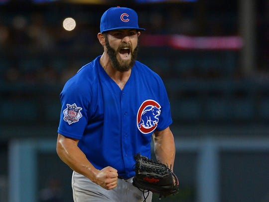 Cubs right-hander Jake Arrieta had the greatest second