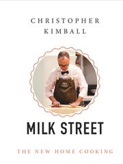 Christopher Kimball's first Milk Street cookbook is
