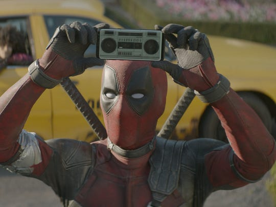 "Ryan Reynolds returns as Deadpool in ""Deadpool 2."""