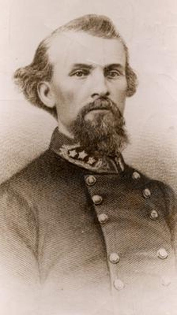 """House Democratic Caucus Chairman Mike Stewart, D-Nashville, is working on a bill that would end the state's recognition of """"Nathan Bedford Forrest Day."""""""