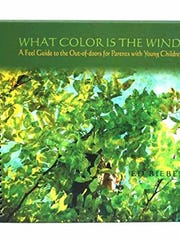 """Ed Bieber's 2011 book, """"What Color is the Wind?"""" is"""