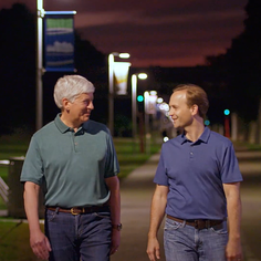 Snyder, Trump get more TV time as Calley-Schuette GOP fight intensifies