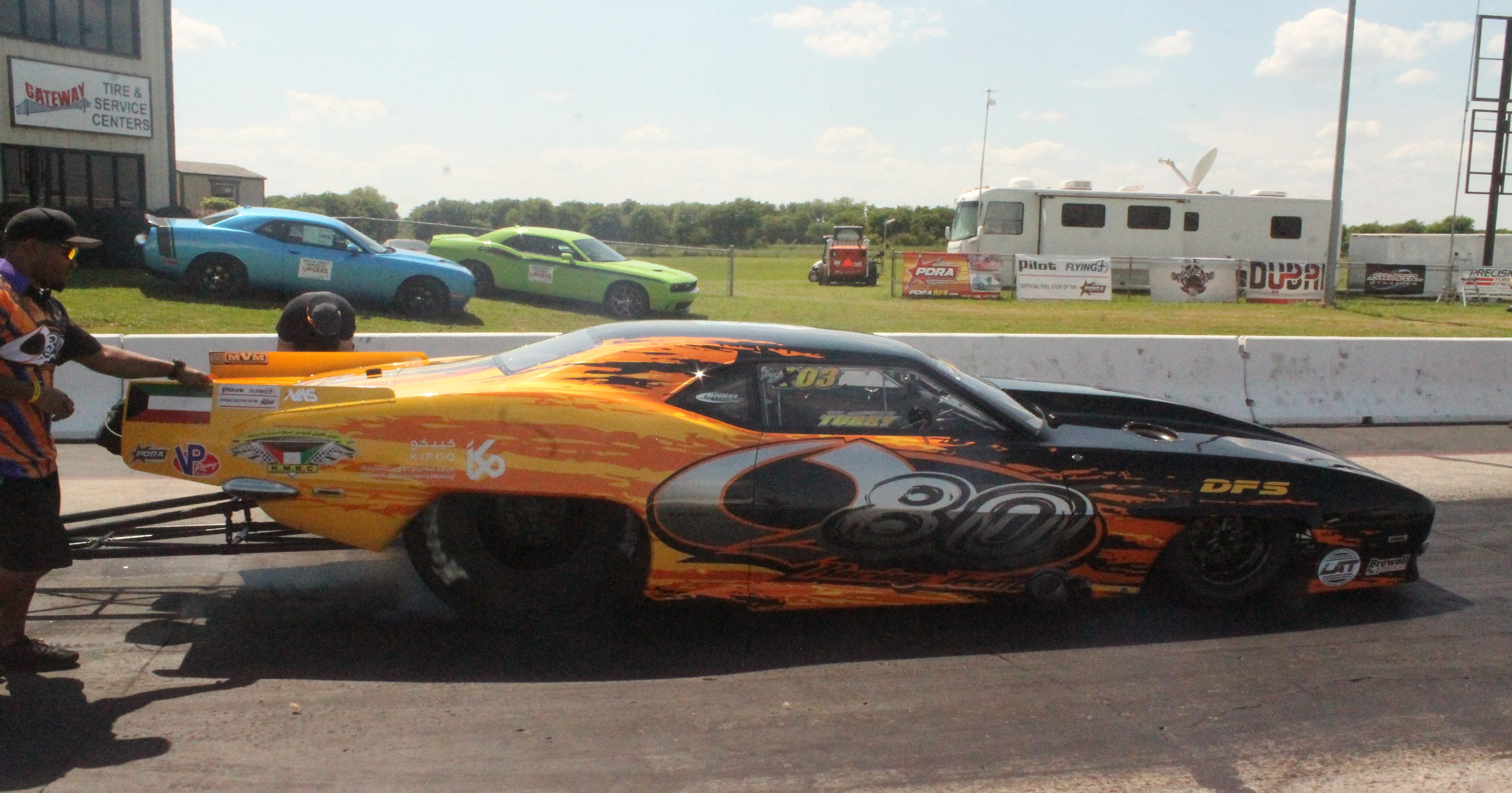 Champions crowned in the Lucas Oil Drag Racing Series
