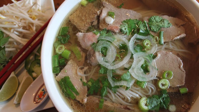 Pho is the best seller at the recently opened Star Anise in Menasha.