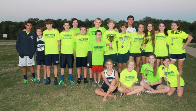 Eastwood boys, girls earn state titles