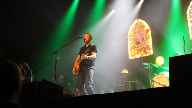 Jason Isbell visited the Meyer Theatre in Green Bay Saturday night.