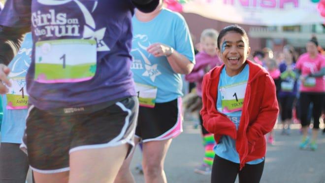 Girls on the Run plan a Big Bend Star Power 5K for Dec. 1.
