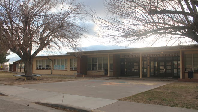 APS will combine Heights and Oregon Elementary Schools into one school and build a new facility on the Heights property now that the bond was passed by voters.
