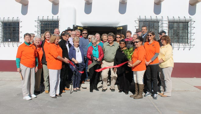The Tularosa Basin Museum of History held their grand opening Saturday morning at their new location on 10th Street and White Sands Boulevard.