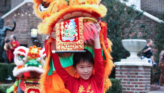 Ring in Chinese New Year at the Penn Museum on Saturday, Jan. 21.