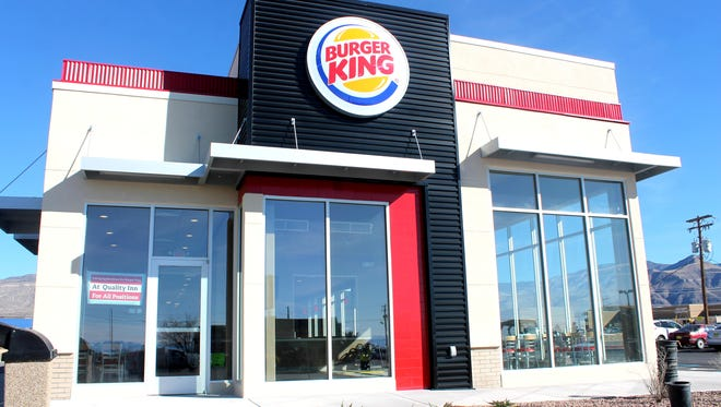 Burger King, 117 S. White Sands Blvd. is now open for business. According to Ronald Carballo, Vice President of Restaurant Operations at Redrock Foods, the official grand opening will be Feb. 20. However, the chain will remain open until then at their regular hours from 6 a.m. to 12 a.m. So enjoy that Whopper!