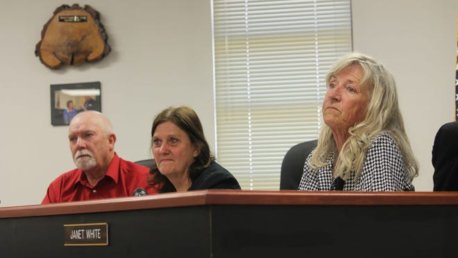 Otero County Commissioners discussed the latest PSAP agreement at their regular county commission meeting Thursday morning.