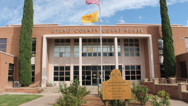 In this file photo, the Otero County Court House located on 1000 N. New York Avenue may possibly be redesigned or moved to a new location. Otero County Commissioners will award an RFP to an engineering company on Thursday at their regular county commission meeting.