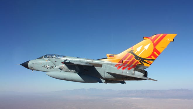 The German Air Force has announced that by the end of 2016 the Holloman/Tornado contract will be terminated.