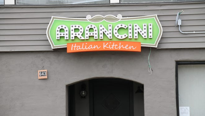 Arancini in West Asheville is closed.
