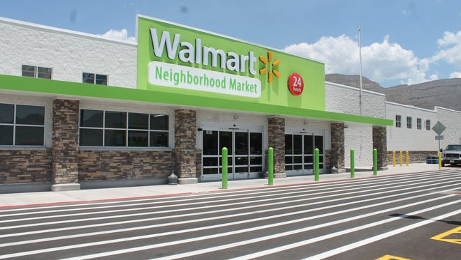 The Walmart Neighborhood Market, 2401 Indian Wells Road, will hold its grand opening at 7:30 a.m.  on Wednesday, June 15.