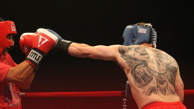 — The Sizzlin' Summer Fight Night live professional boxing match will start with a bang at Fant-Ewing Coliseum on Saturday, June 25.