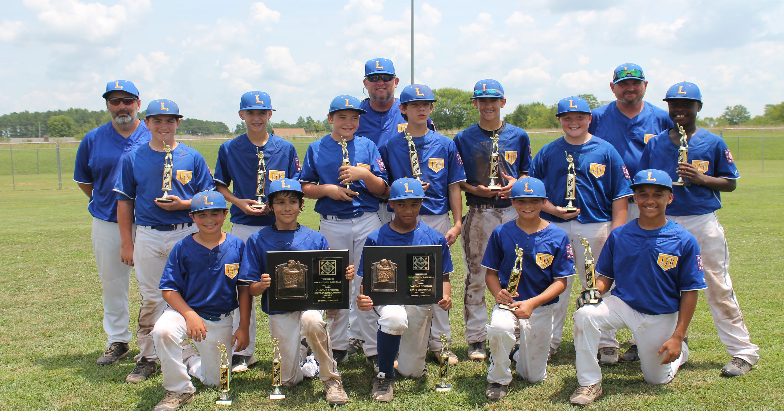 Lebanon 11-12 baseball team advances to World Series