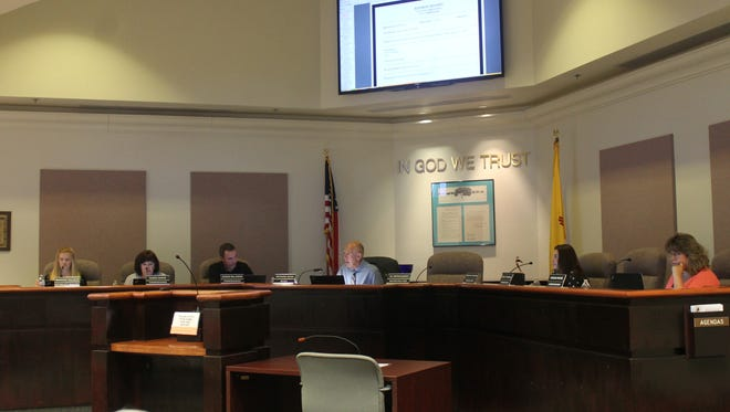 City Commissioners approved amending an ordinance regarding concealing identity during Tuesday's meeting. If approved in its final publication, the ordinance will go into effect on Sept. 23.