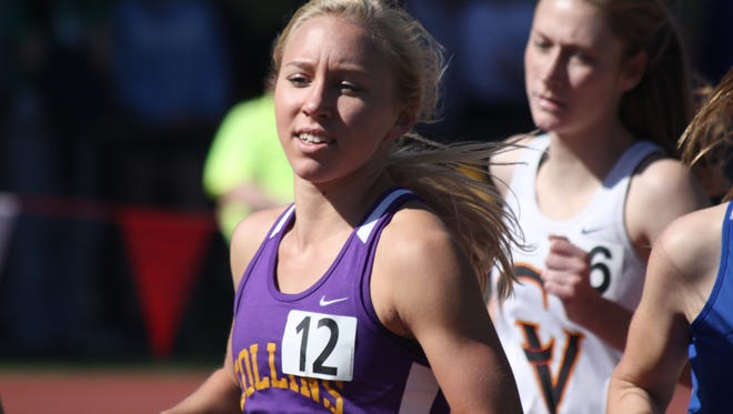 Fort Collins High School senior Lauren Gregory has won three-straight cross country state titles.