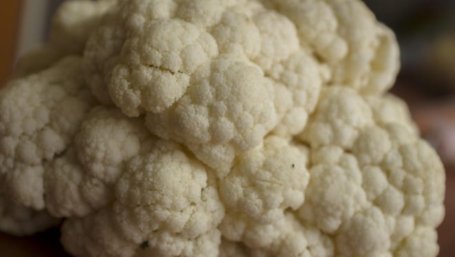 Cauliflower is a cruciferous vegetable from the same family as cabbage, broccoli and kale.