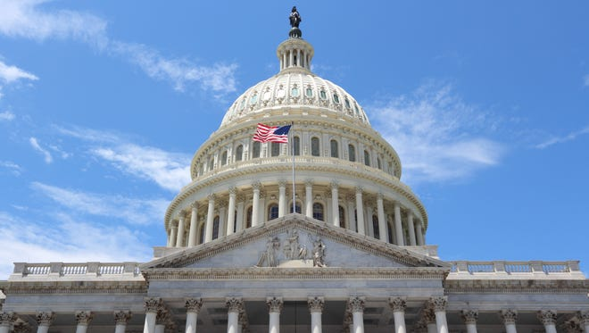 The presidential inauguration will be Friday at the U.S. Capitol.