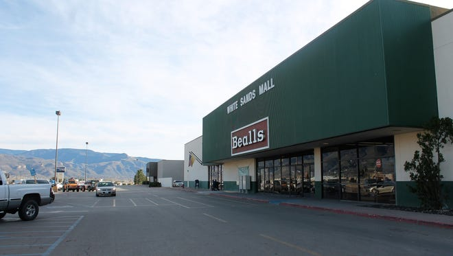 The White Sands Mall is undergoing a bankruptcy but is expected to be purchased by new management on Feb. 1. The new investor has expressed interest in remodeling the mall and opening it up to two national merchants who are interested in coming to Alamogordo.