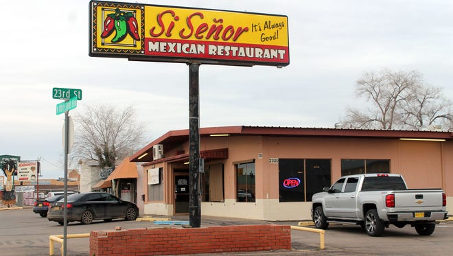 CJ's Si Señor Mexican Restaurant was granted a beer and wine liquor license by the City Commission on Tuesday.