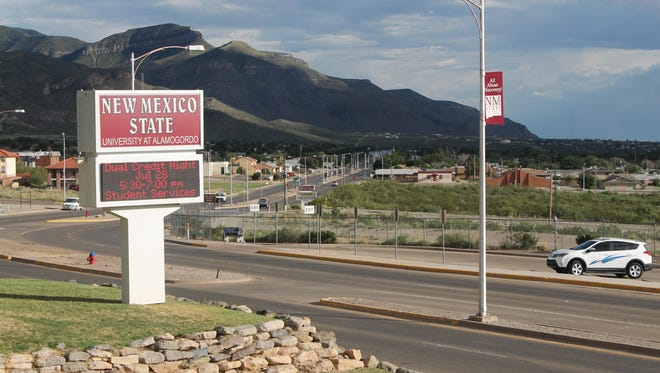 In this file photo, New Mexico State University-Alamogordo. New Mexico State University was recently ranked on the Military Times Best for Vets: Colleges 2017 list for the first time.