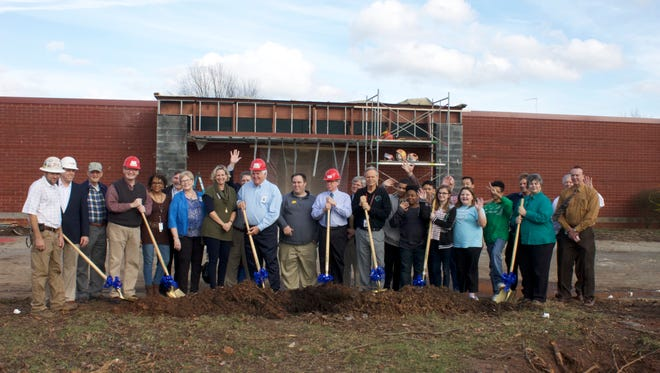Black Fox Elementary recently broke ground with a $2.2 million expansion project which includes ten additional classrooms, storage and parking. The project is estimated to be completed this fall and will add capacity for up to 1,000 students.