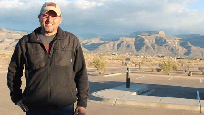 Dan Lucero is running for the District 2 seat on the APS School Board. Lucero is retired from the U.S. Air Force and current Assistant Facility Operator at the Brackish Groundwater National Desalination Research Facility.